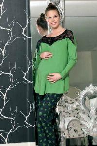 Maranda 6405 Hamile Kışlık Pijama
