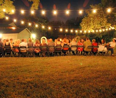 underground dinner clubs, see also www.saltshaker.net/underground-dining-scene