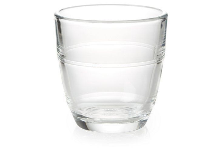 A sleek and classic glassware option for everyday use.