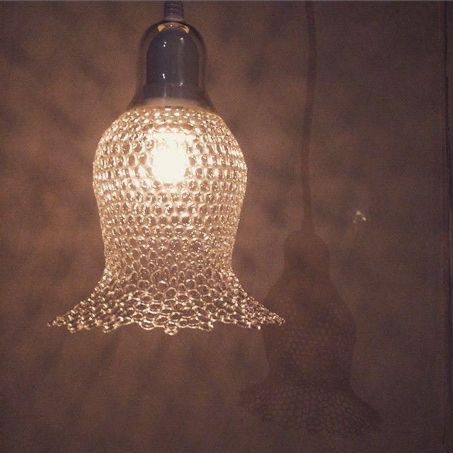 pendant light:花脈 | - uruguruGlass -|stores.jp