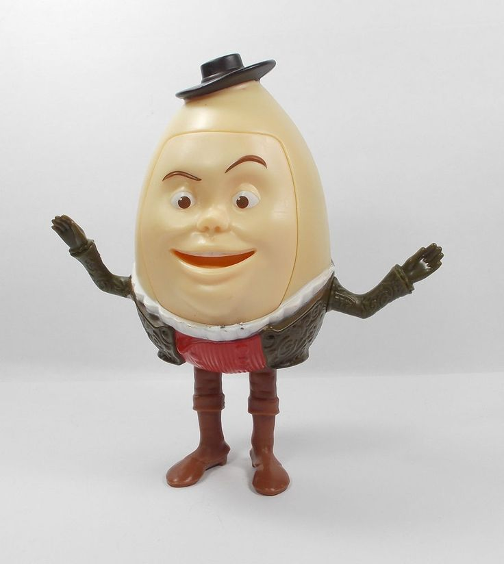 Puss in Boots - Humpty Alexander Dumpty - Toy Figure