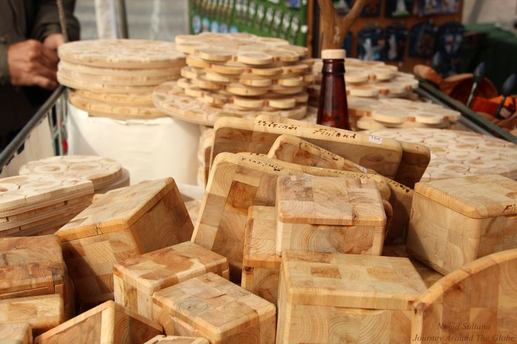 Best Souvenirs From finland | ... made from Juniper trees – some typical Finnish souvenirs in Helsinki