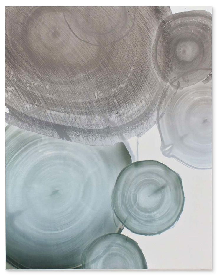 Soft, abstract wall art adds modern beauty to your space. This versatile piece offers gallery-worthy style at a fraction of the price.