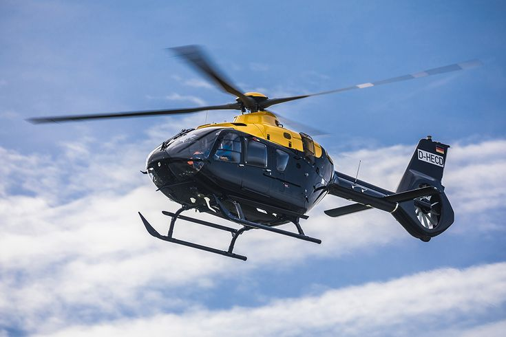 Airbus Helicopters - 1300 delivery H135 family