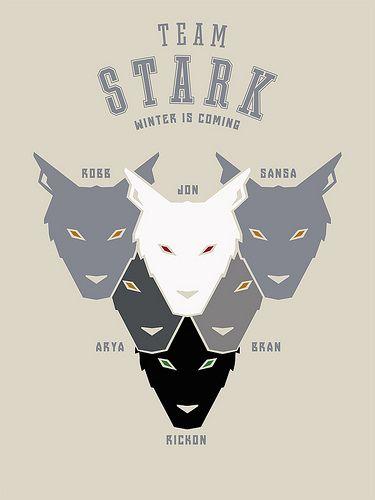 Team Stark Tee