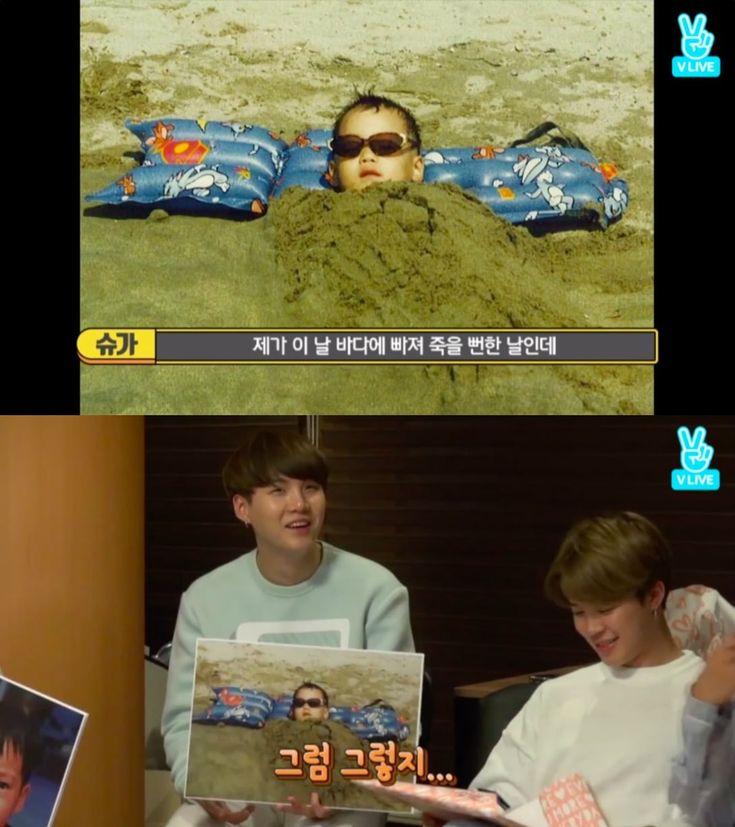 """BTS 4.Yıldönümü Etkinliği """"BTS Home Party"""" Sırasında Sevimli Çocukluk Fotoğraflarını Paylaştı!"""
