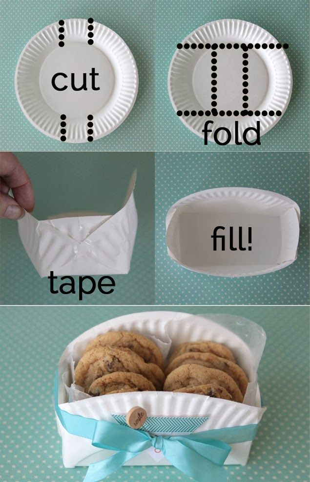 DIY All Things: DIY Cookie Basket