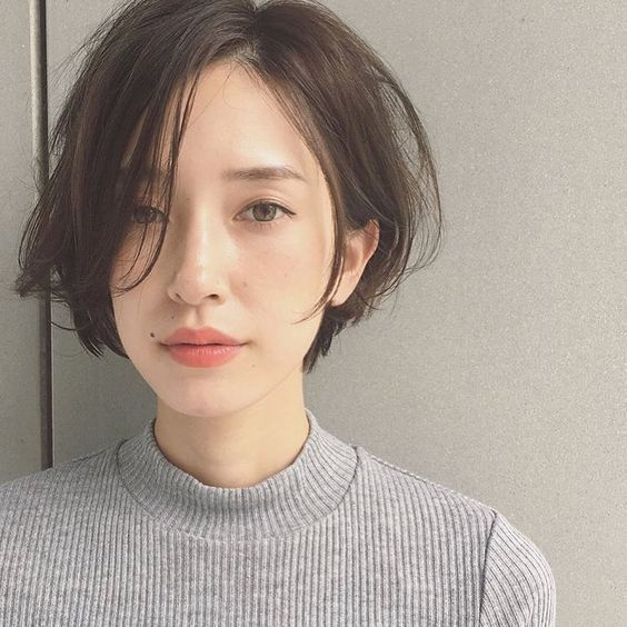 Amazing and sweet hairstyle for short hair