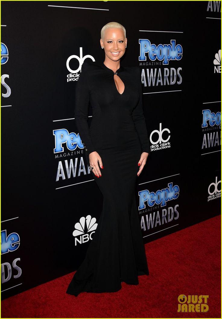 Amber Rose at the 2014 People Magazine Award