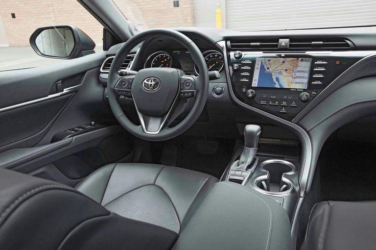 Toyota Camry 2018 - TNGA