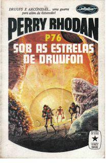 Banda Desenhada e Fantasia: Perry Rhodan: Sob as Estrelas de Druufon