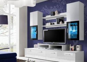 MINI CAMA High Gloss Living room furniture set. Polish Cama meble Furniture Store in London, United Kingdom #furniture #polish #cama #highgloss #livingroom
