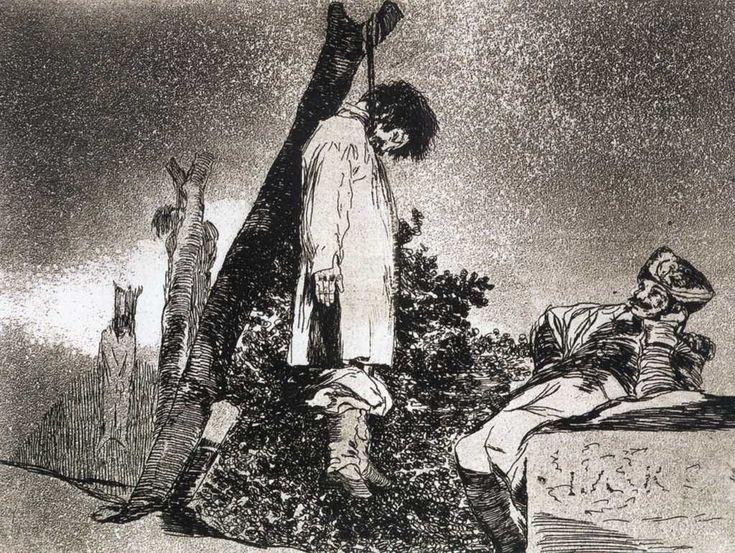 Ilustraciones y Grabados por Francisco De Goya - Taringa!