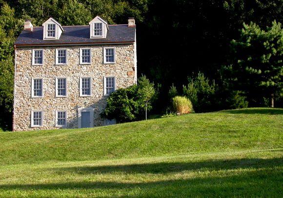 easton, pennsylvania, c. 1760