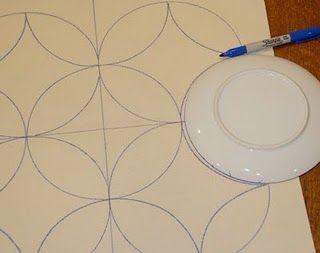 Easy DIY stencil