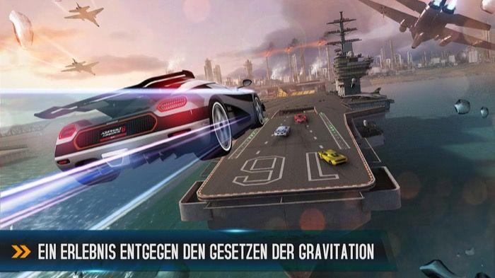Asphalt 8: Airborne - Top Autorennspiel von Gameloft
