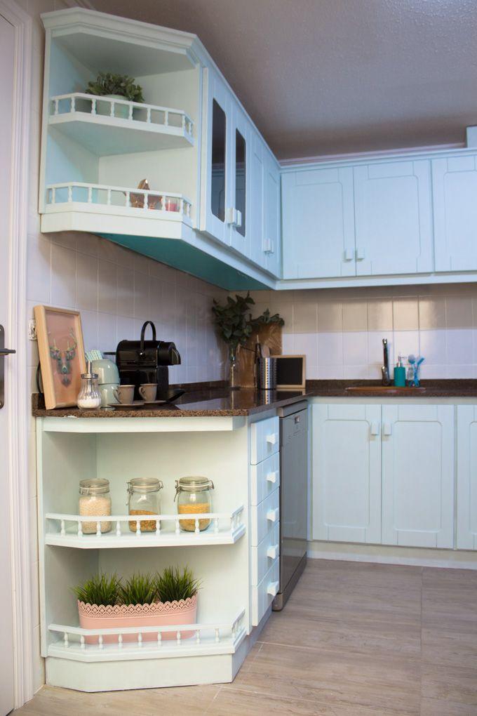 Ideas para pintar los muebles de la cocina | decoracion | Pinterest ...