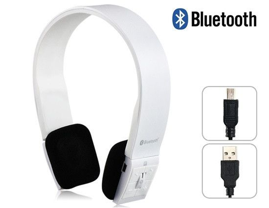 Bluetooth Headsets - White