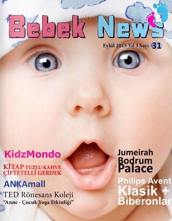 Bebek News Dergisi Sayı 31 (Bebek Dergisi) http://www.canimanne.com/bebek-news-dergisi-sayi-31-bebek-dergisi.html Bebek News Dergisi Sayı 31 (Bebek Dergisi)