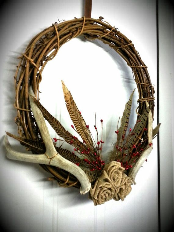 Homemade Wreaths by TaylorsCustomMade on Etsy