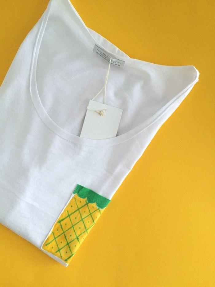 Yellow Pillows: DIY: Tunea tus camisetas de verano