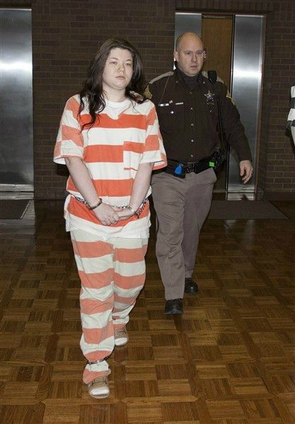Amber Portwood of 'Teen Mom' Begins Five-Year Prison Sentence | Story | Wonderwall
