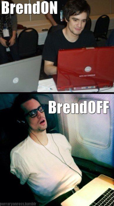 28 Best Brendon Urie Porn  Images On Pinterest  Bands -7340