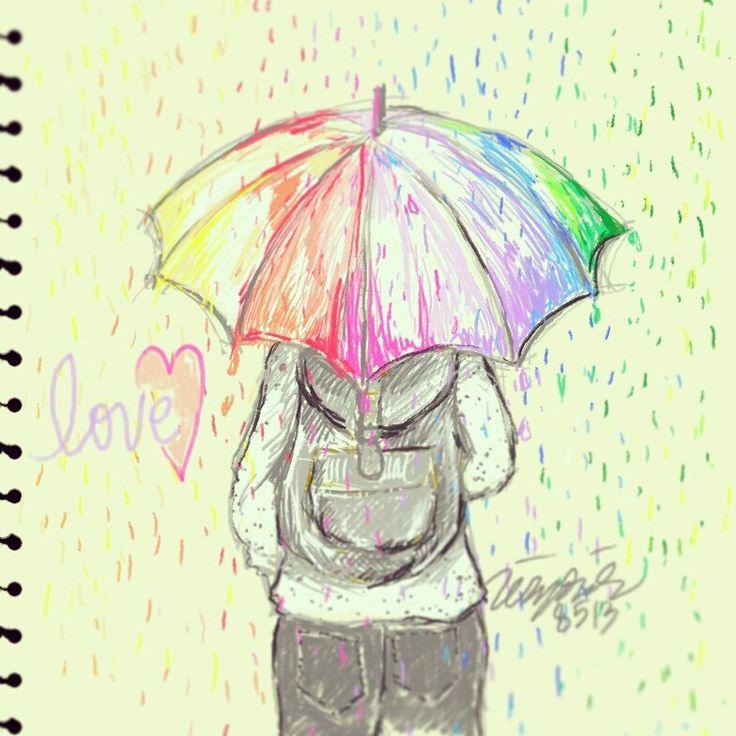 Rainy night.. Enjoy!