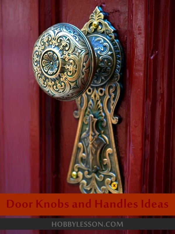 Pin On Old Door Knobs