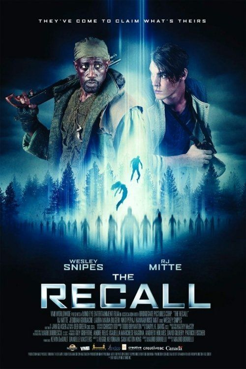 The Recall (2017) Full Movie Streaming HD