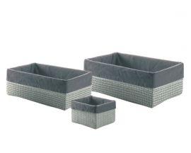 Gedy Lavanda Set di 4 scatole assortire