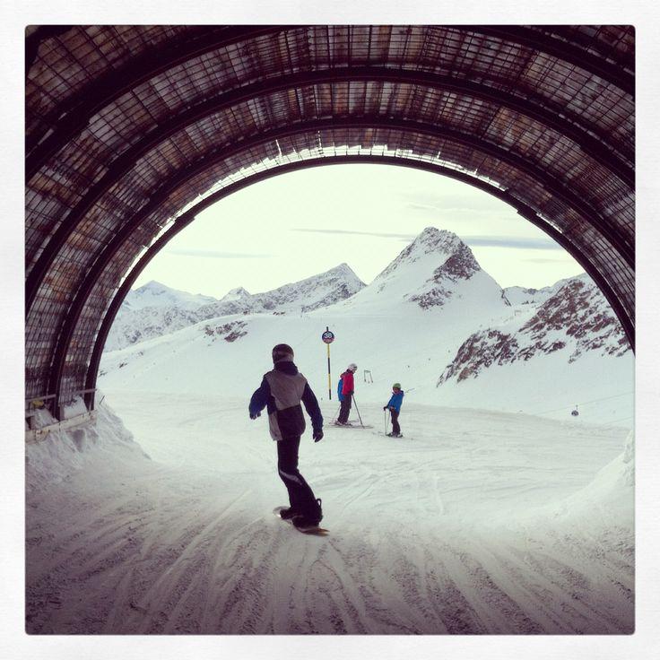 Sölden/Austria   Most famous ski resort in Austria ✔️