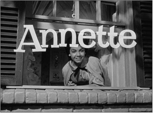 *MICKEY MOUSE CLUB MINI SERIES~Annette