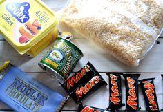 Mars Bar Rice Crispy Cake Recipe | UK Lifestyle and Beauty Blog