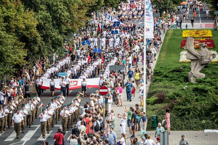 The Tall Ships Races 2013 Grande Finale in Szczecin.