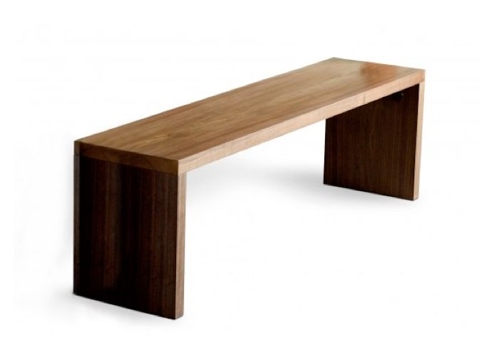 10 Easy Pieces: Backless Wooden Dining Benches