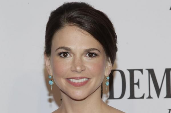 """Broadway and """"Younger"""" star Sutton Foster confirmed she recently welcomed daughter Emily Dale with husband Ted Griffin."""