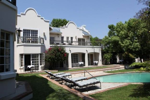Look no further for the #bestboutiquehotel in Johannesburg