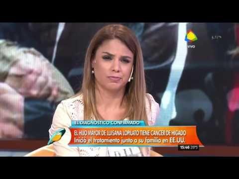 """Cinthia Fernández se quebró al hablar sobre Noah """"Le deseo toda la fuerz..."""