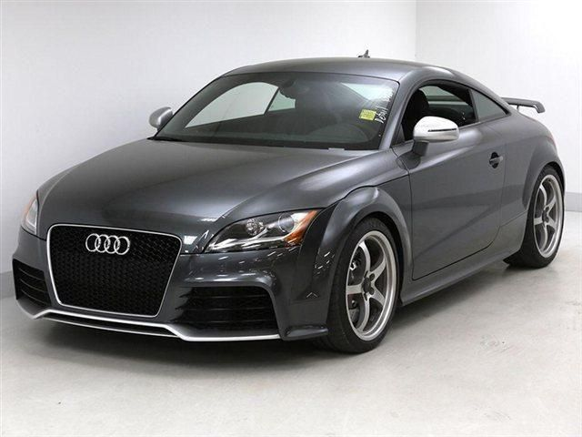 2013 Audi TTRS 2.5quattro AWD 2.5 quattro 2dr Coupe Coupe 2 Doors Gray for sale in San rafael, CA Source: http://www.usedcarsgroup.com/used-audi-for-sale-in-san_rafael-ca