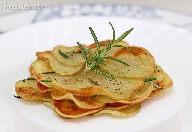 PANELATERAPIA - Blog de Culinária, Gastronomia e Receitas: Galete de Batata