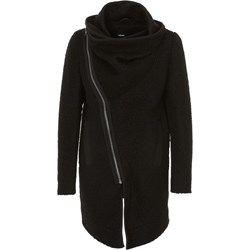 Minimum ATALIE Płaszcz wełniany /Płaszcz klasyczny black