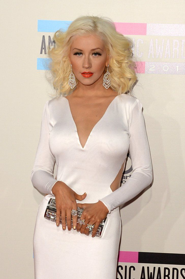 Pin for Later: Prepare to Be Shocked by How Much Christina Aguilera Has Changed 2013