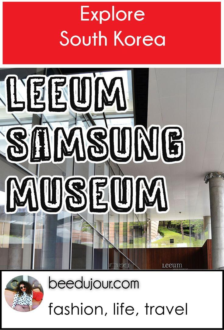 Leeum Samsung Museum · Bee Du Jour
