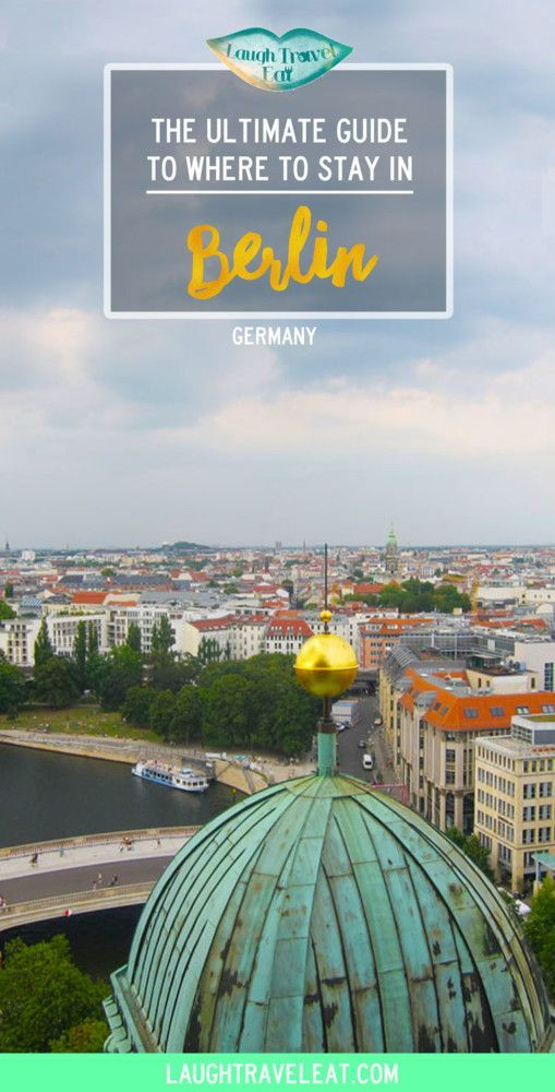 Berlin has no shortage of accommodation, and deciding where to stay in Berlin can be difficult. Here is a breakdown of the districts