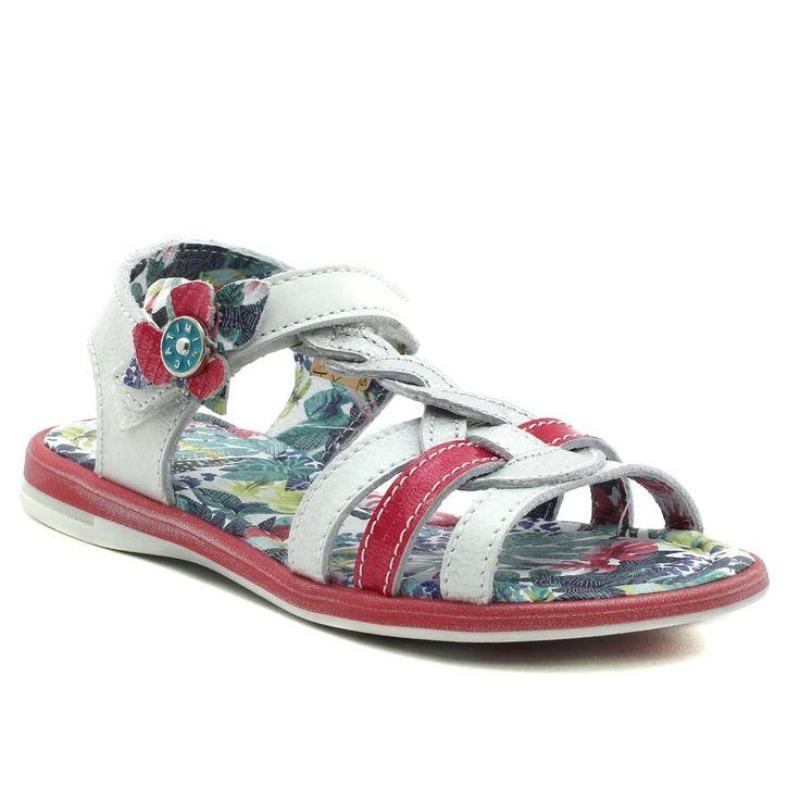 590A CATIMINI PEKANS BLANC www.ouistiti.shoes le spécialiste internet #chaussures #bébé, #enfant, #fille, #garcon, #junior et #femme collection printemps été 2017