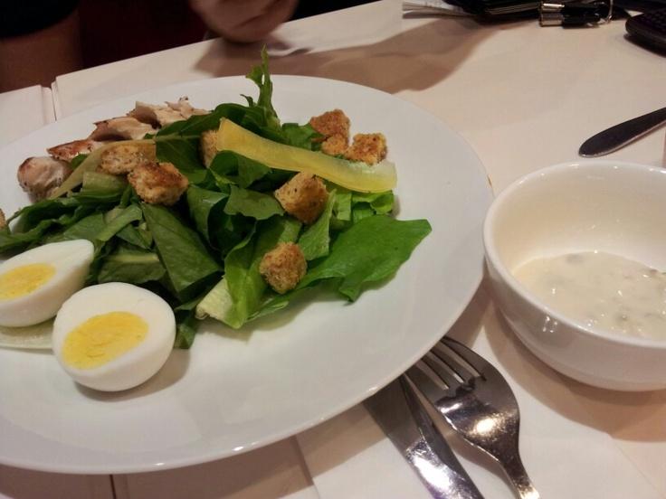 Caesar Salad by Pancious