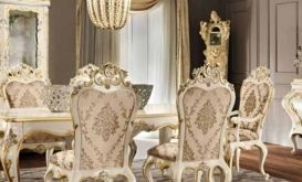 Dining Room - Villa Venezia - Living Room - Villa Venezia - Products - Football Collection - Bedroom - Minimal Baroque - Office - Minimal Baroque - Dining Room - Minimal Baroque - Living Room - Minimal Baroque - Decorations - The Serenissima - Fabrics Example - The Serenissima - Fabrics Sample - The Serenissima - Colours - The Serenissima - Woods Sample - The Serenissima - Restaurant furnishing - Lion of gold - Tables and chairs - Lion of gold - Design - Lion of gold - Bathroms - Lion of…