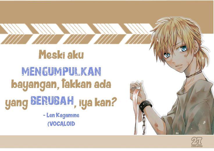 #Vocaloid  Kagamine Len