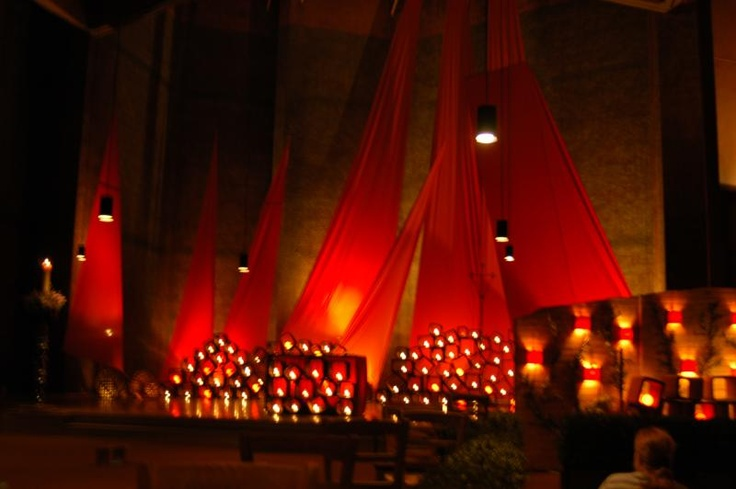 Taize, France. Awesome place.